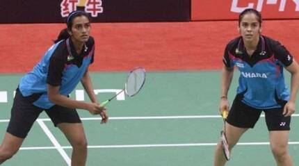 Live Badminton, India Open: Saina, Sindhu in action