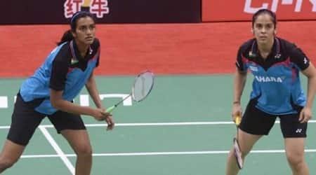Saina Nehwal, PV Sindhu, Saina, Sindhu, Asia Mixed team championship, Saina Nehwal India, PV Sindhu India, Badminton India, Badminton news, Badminton