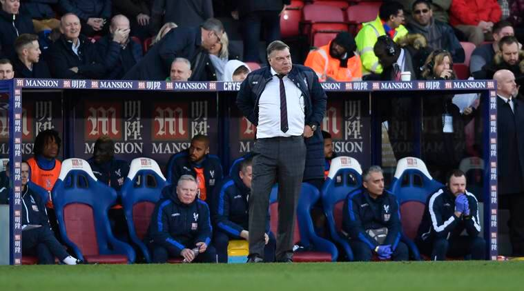 Sam Allardyce's Sunderland reunion a forgettable one as Crystal Palace get hammered