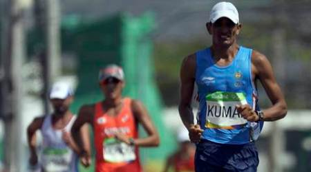 Race Walk Championship, Sandeep Kumar Race Walk, Sandeep Kumar, Men's 50km Race Walk, National Race Walking Championship, sports news, india news