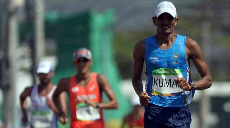 india athletics, inter-state athletics meet, sandeep kumar