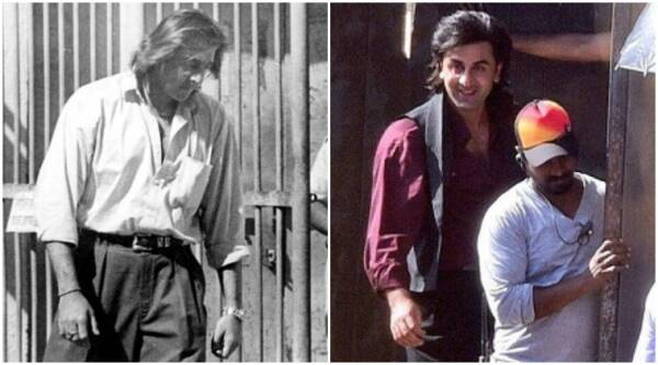 Ranbir Kapoor's image as Sanjay Dutt leaked and it will ...