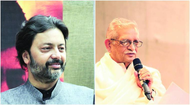 sanjiv saraf, Dastangoi performance, gulzar, urdu, urdu poetry, urdu writers, urdu musicians, jashn e rekhta, jashn-e-rekhta, delhi, delhi news, indian express, india news