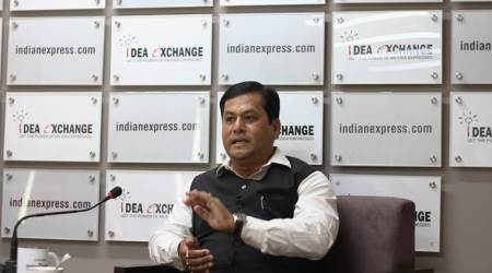 Sonowal stresses on better road links in NEstates