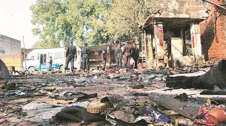 Govindpuri, Govindpuri blast, DTC driver blast, delhi high court, indian express news, delhi, delhi news
