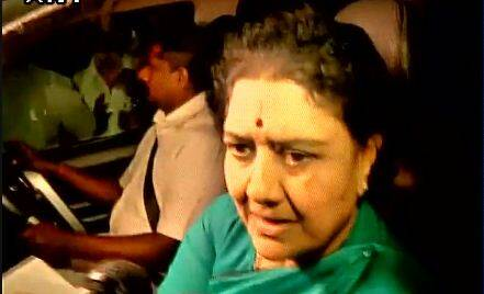All party MLAs are fine & happy.Were waiting patiently till this moment for a reply from the Governor. Needed measures will be taken, said Sasikala.