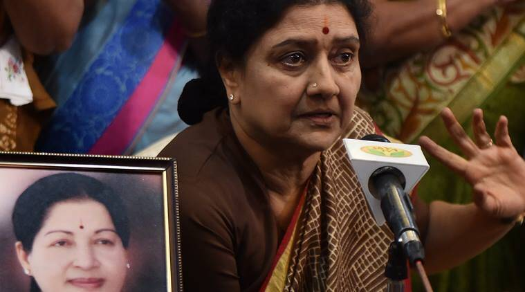 sasikala convicted, sasikala jailed, sasikala news, supreme court, supreme court verdict, Disproportionate assets case, Sasikala, Disproportionate assets case Sasikala, Supreme Court, Supreme Court disproportionate assets case, Supreme court Sasikala, Sasikala Supreme Court, AIADMK, Jayalalithaa, Disproportionate assets case verdict, India news