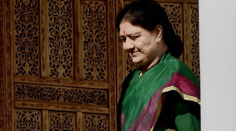 sasikala, sasikala natarajan, aiadmk legislative party leader, dmk, mk stalin, aiadmk, jayalalithaa, o panneerselvam, tamil nadu cm, india news, latest news