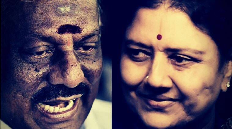 RK Nagar polls: OPS faction uses Jayalalithaa's coffin replica as campaign prop