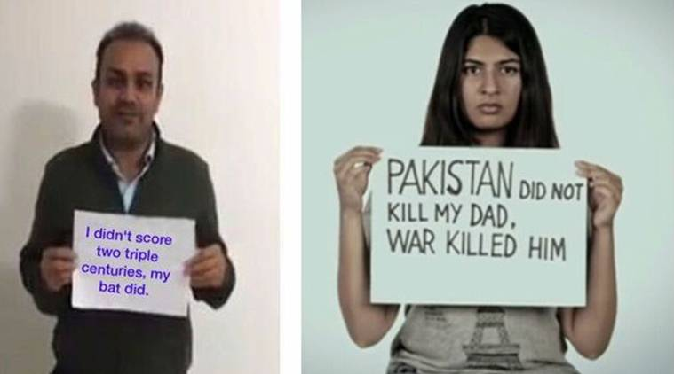 Social media post by Kargil martyr's daughter triggers political battle