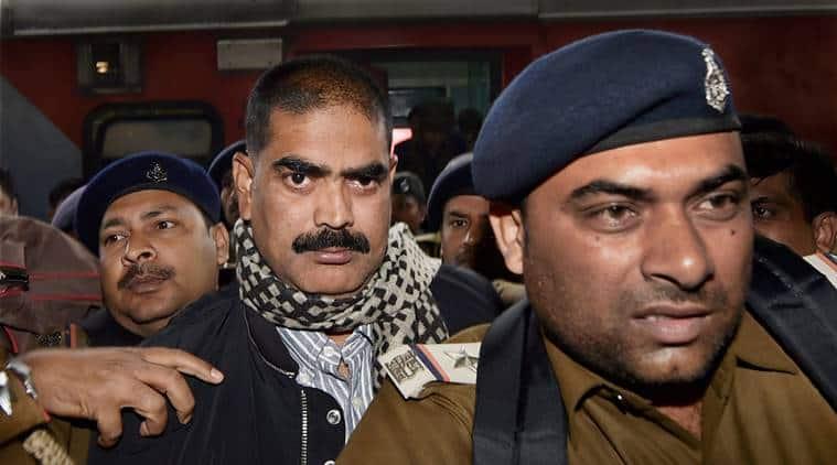 Shahabuddin,Shahabuddin transfer, Shahabuddin Tihar, Shahabuddin Tihar jail, Tihar jail, Tihar jail Shahabuddin, Shahabuddin Delhi transfer, Delhi news, India news
