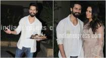 Shahid Kapoor's birthday: Shahid turns 36, his birthday plans are not what you think, see pics