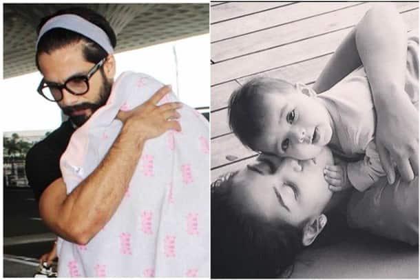 shahid kapoor, shahid kapoor birthday, shahid kapoor daughter, shahid misha, shahid misha mira