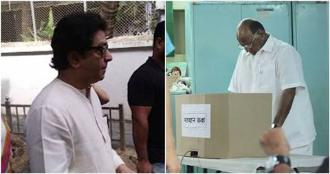 BMC Elections 2017 Live Updates: 41 per cent voting till 1:30 pm in Central Mumbai, highest so far