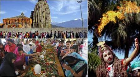 Maha Shivratri 2017: Devotees across India offer prayers to Lord Shiva