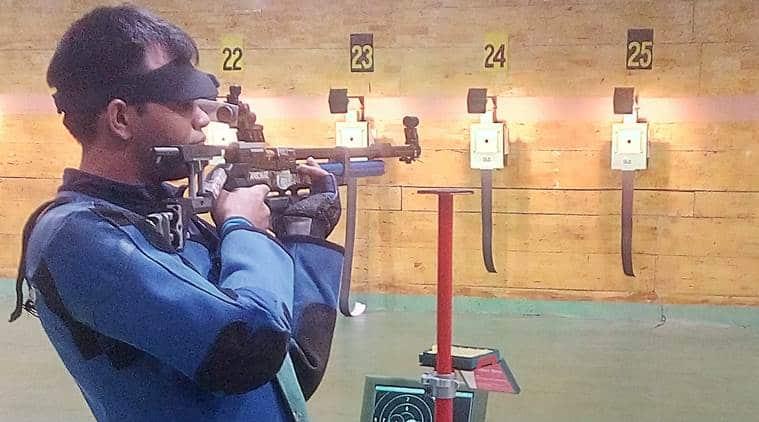 shooting, india shooting, Deepak Kumar, Deepak Kumar shooting, Deepak Kumar india, abhinav bindra, issf world cup, shooting world cup, shooting news, sports news