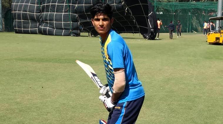 India U-19 vs England U-19, Ind vs Eng, Shubman Gill, Max Holden