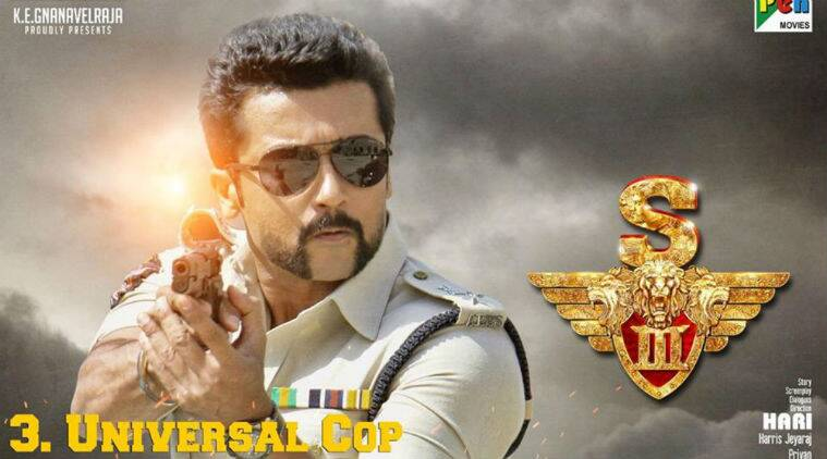 Singam 3 movie review: Si3 is Suriya's show all the way   The ...