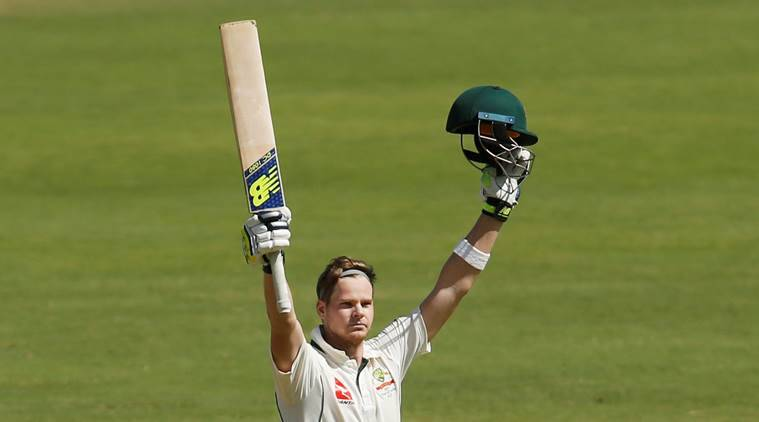 india vs australia 2017, ind vs aus, india vs australia, steve smith, smith, steve smith century, smith hundred, cricket news, cricket
