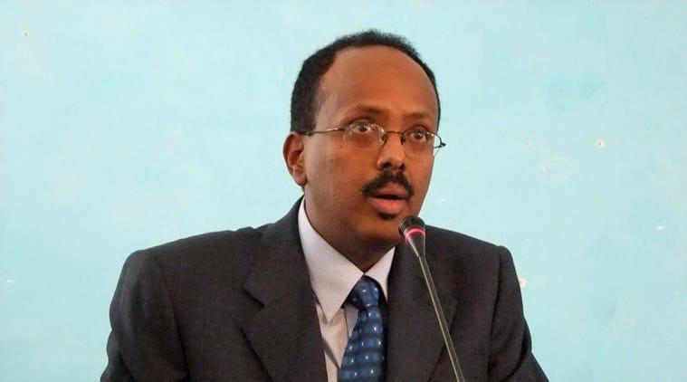 Somalia, Somalia president, Somalia presidential vote, Mohamed Abdullahi Farmajo