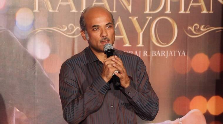 Sooraj Barjatya: Have been told not to make family dramas as they won't work