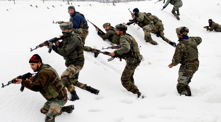 J&K: Security forces neutralise two terrorists in Baramulla