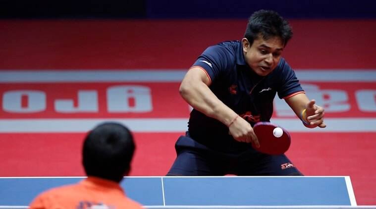 Soumyajit Ghosh, Ultimate Table Tennis championship, A Muralidhara, Elena Timina