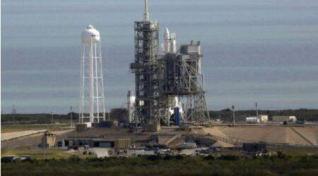 SpaceX, Nasa, Dragon, SpaceX Dragon, Elon Musk, Falcon 9, cargo ship, Dragon capsule, Kennedy Space Center, Nasa space shuttle, Nasa moon pad, SpaceX aborts Dragon, International Space Station, ISS, science, science news