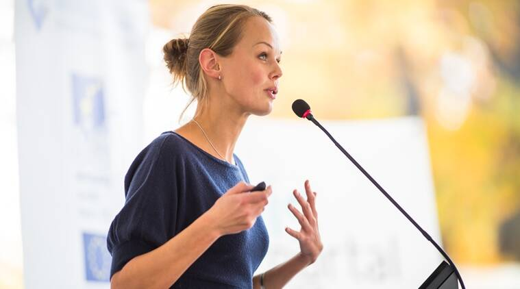 Make sure you keep 1 hour every day for practicing your best 5 speech content so that you can deliver them flawlessly. (Source: Thinkstock Images)