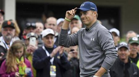 jordan spieth, spieth, jordan spieth pebble beach, pebble beach golf, pebble beach golf scores, golf news, sports news