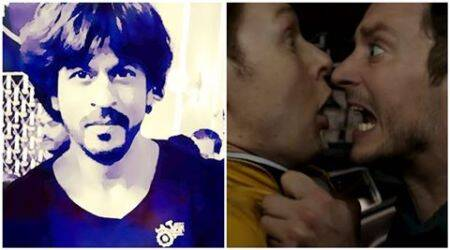 Shah Rukh Khan invited to guest star in Dirk Gently's Holistic Detective Agency. Wait, did he just sayyes?