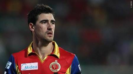 Mitchell Starc, Starc, Mitchell Starc IPL, Royal Challengers Bangalore, RCB, Mitchell Starc RCB, IPL 2017, IPL season 10, IPL 10, IPL 2017 auction, IPL auction, cricket news, sports news