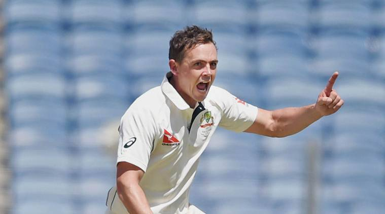 india vs australia, ind vs aus, india vs australia first test, india vs australia first test day 1, ind vs aus 1st test day 1, o keefe, o'keefe, steve okeefe, india vs australia test series, ind vs aus series,