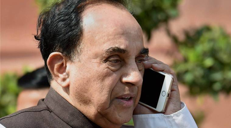Subramanian Swamy, Ayodhya, supreme court, swamy on ayodhya, Subramanian Swamy Ayodhya, Subramanian Swamy ram temple, ram temple, ram janam bhumi, ram janam bhoomi, ayodhya temple news, ram temple news, supreme court, sc order ram temple, sc order ayodhya, indian express news, india news