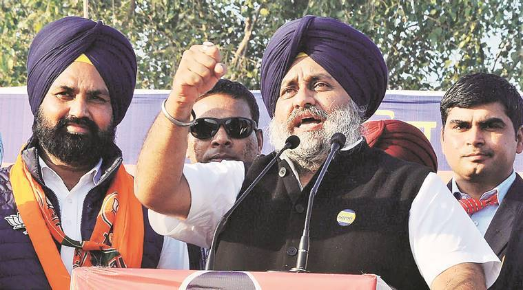 Shiromani Akali Dal president to camp in Shahkot for nine days for bypolls
