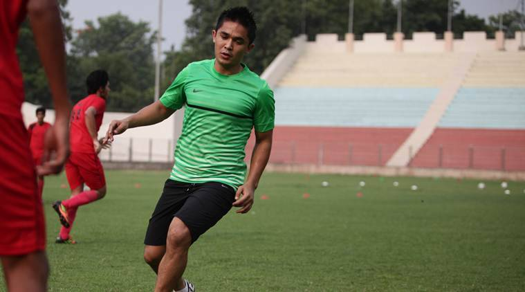Sunil Chhetri, asian cup, afc asian cup, Sunil Chhetri  asian cup, Sunil Chhetri afc asian cup, Sunil Chhetri indian football, Sunil Chhetri india, Sunil Chhetri, football news, sports news