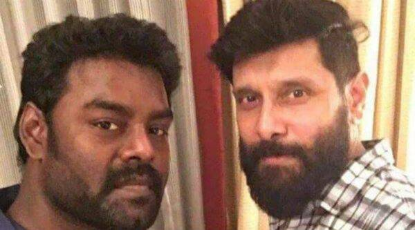 RK Suresh roped in to play villain in Chiyaan Vikram's upcoming film.