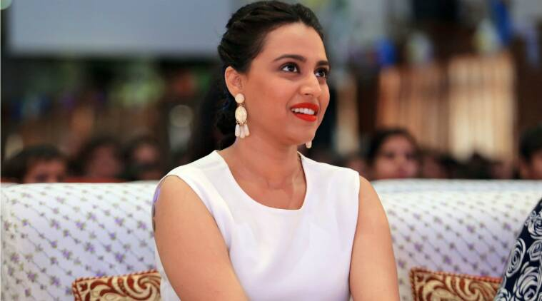 Swara Bhaskar, Swara Bhaskar news, Swara Bhaskar actress, Swara Bhaskar movies, Swara Bhaskar films, Anaarkali of Aaarah, Anaarkali of Aaarah movie, Anaarkali of Aaarah swara bhaskar, swara bhaskar Anaarkali of Aaarah, entertainment news, indian express, indian express news