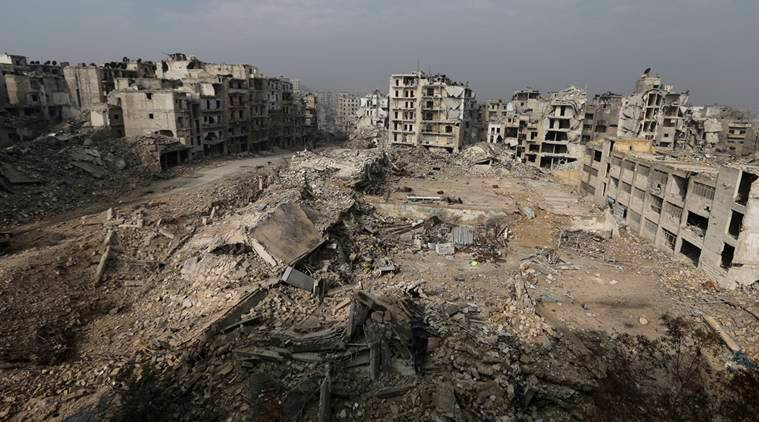 Islamic State militant, Syria, Aleppo province, Aleppo and ISIS, war against ISIS, ISIS news, Latest news, India news, National news, Turkish troops, Kurdish fighters, US-backed Kurdish fighters,Russia and Iran, International news, World news, Foreign relations, Foreign affairs news, world affairs news