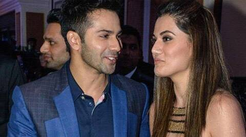 Varun bollywood actor who is he dating
