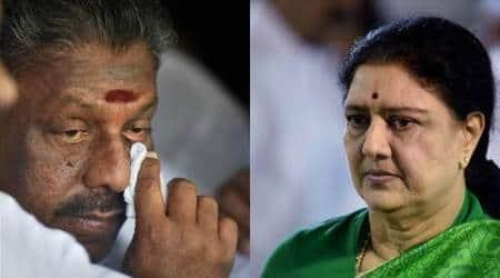 Tamil Nadu, Tamil Nadu crisis, O Panneerselvam, Sasikala, Governor, Attorney General, tamil nadu news, AIADMK crisis, AIADMK revolt, Tamil Nadu, sasikala-panneerselvam, India news, Indian Express