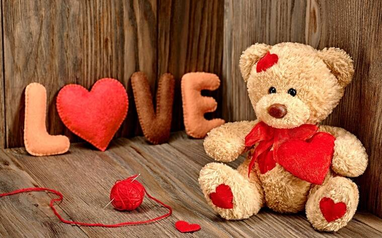 Happy Teddy Day 2017 Images, Pictures, Wallpapers for Facebook and Whatsapp