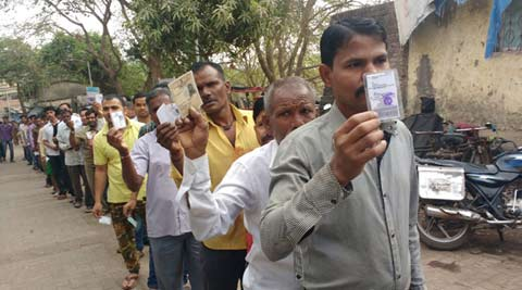 Maharashtra: Polling underway in eight municipal councils other than BMC, PMC