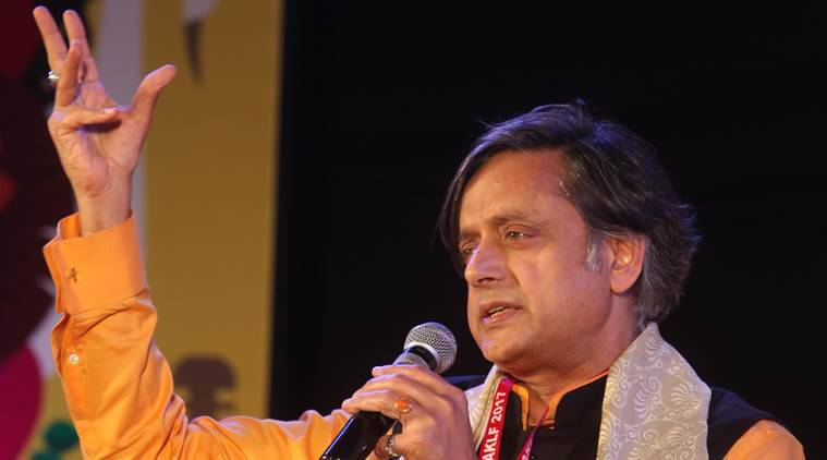 shashi tharoor, britain apology, jallianwala bagh massacre, british rule in india, britain reparation, shashi tharoor oxford speech, india news, indian express