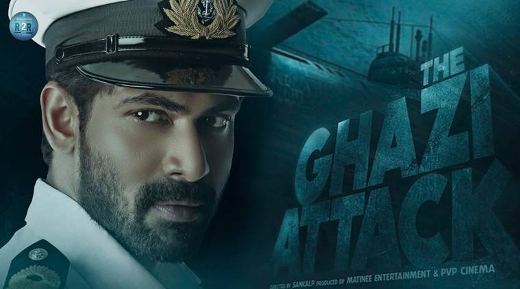 The Ghazi Attack movie review: The clash between Rana Daggubati and Kay Kay Menon forms the central conflict of Ghazi Attack.