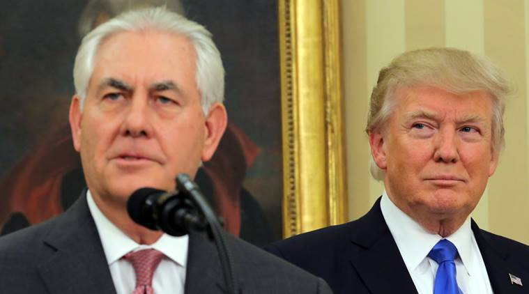 US, donald trump, trump, US defence, US military, rex tillerson, tillerson, north korea, north korea missiles, china, xi jinping, US china, world news, US news