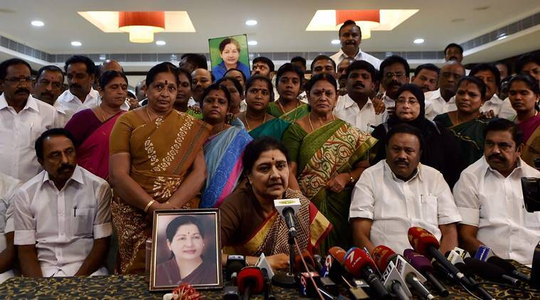 Sasikala loyalist is new Tamil Nadu chief