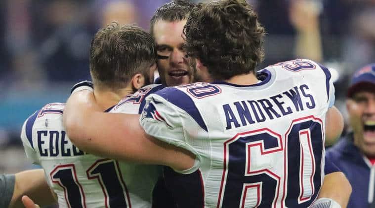 d75df6bb4 Super Bowl 2017  Tom Brady leads biggest comeback