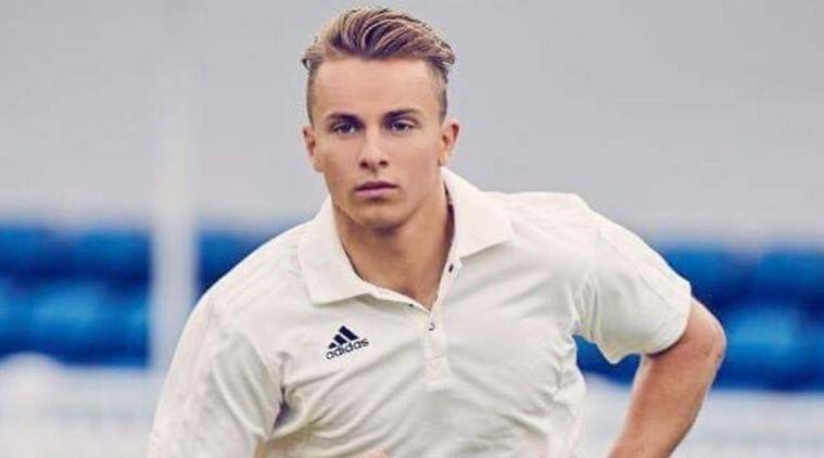 Tom Curran (cricketer) England callup Tom Curran for West Indies series The Indian Express