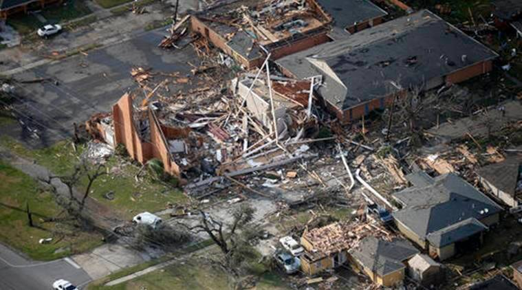 Southern Louisiana, US, US Tornadoes, Tornado, Tornado New Orleans, tornado destruction, world news, US news